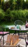 Idealna impreza ogrodowa