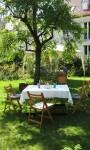 Odpocznij w ogrodzie