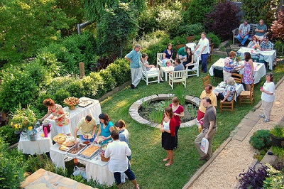 Organizujemy garden party