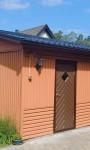 Jakie pokrycie na dach budynku gospodarczego?