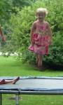 Trampolina – sposób na dobrą zabawę