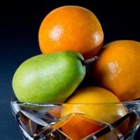 Źródło witamin w owocach i warzywach