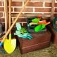 Jak zaplanować strefę gospodarczą w ogrodzie?